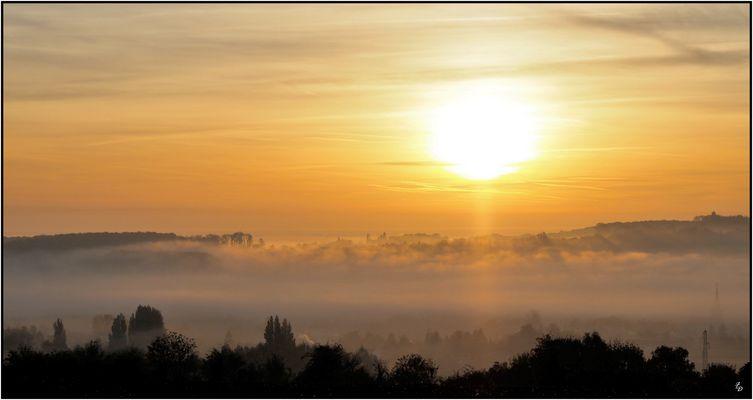 Brume matinale -2-
