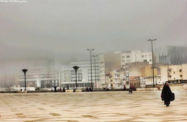 Brume sur Casablanca