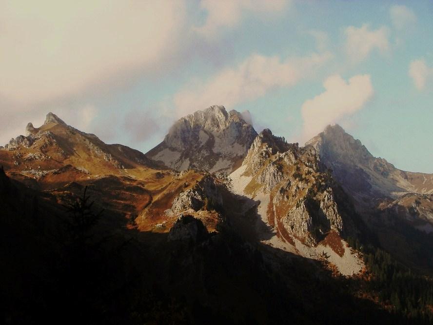Brumes automnales en hte-Savoie