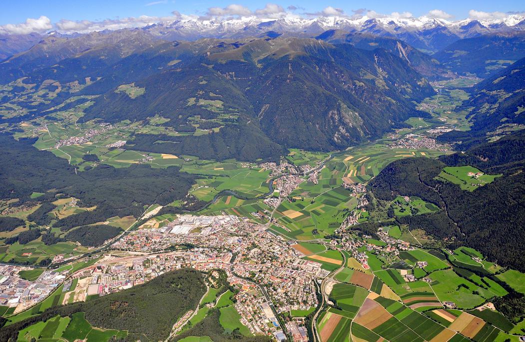Bruneck Zillertaler Alpen