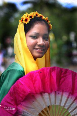 Bruneian Girl