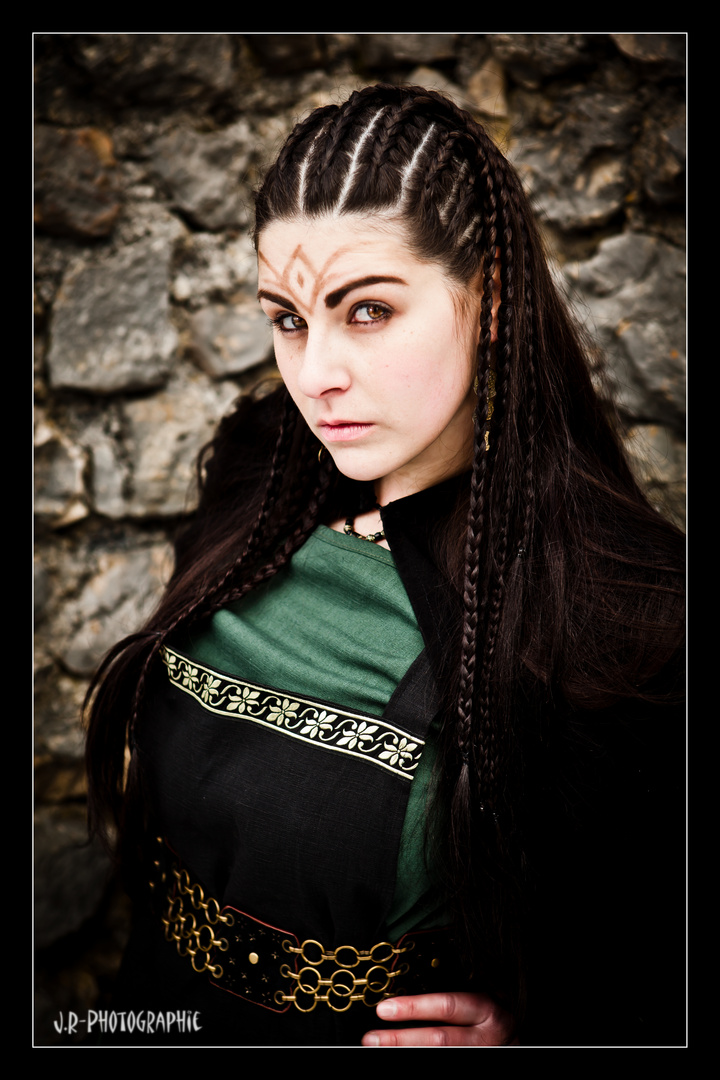 Brunhild - Queen of Iceland