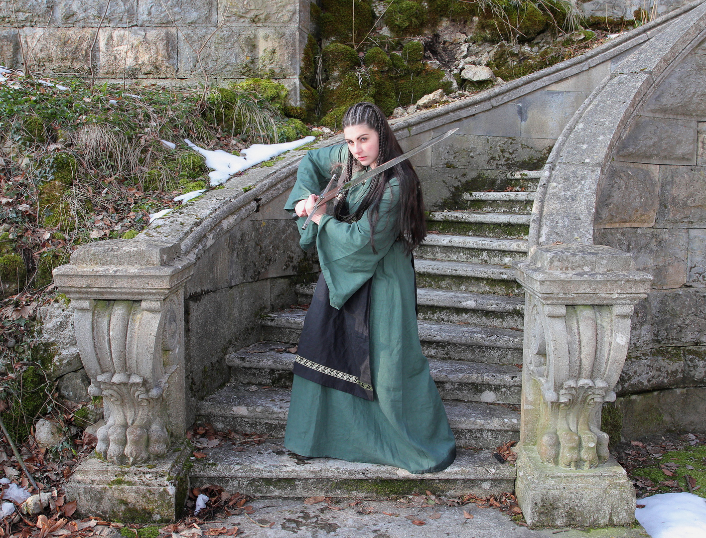 Brunhild Queen of Iceland III