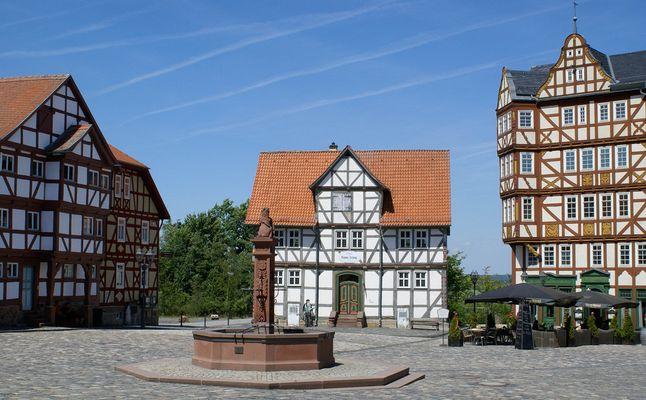 Brunnen 2 Hessenpark