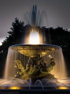 Brunnen Albertplatz Dresden