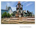 Brunnen am Augustusplatz