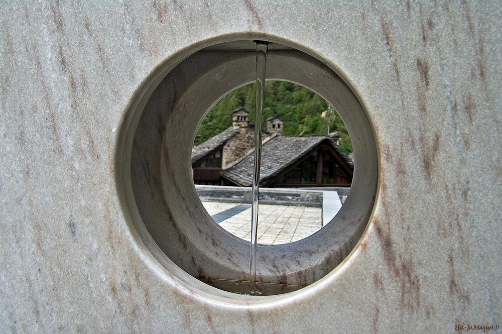 Brunnen am Kirchplatz