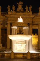 Brunnen am Petersplatz