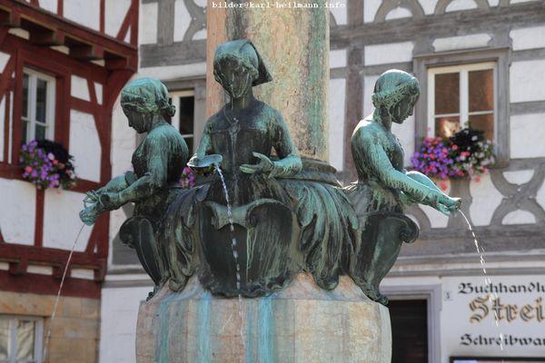 Brunnen am Rathaus