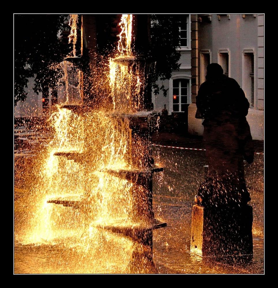 Brunnen am Schloß