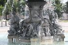 Brunnen am Schloßplatz