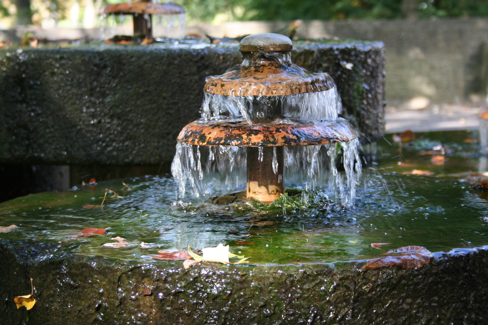 Brunnen am Wall / Stadthagen