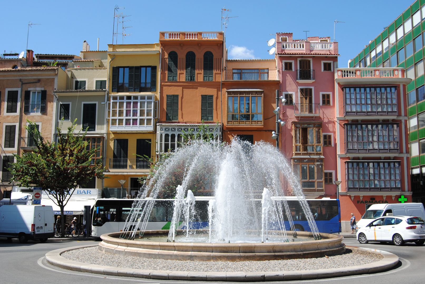 Brunnen auf Mallorca