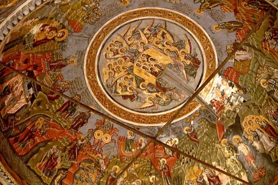 Brunnen der Großen Lavra