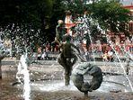 Brunnen der Lebensfreude ...