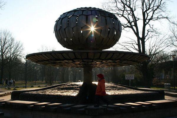 Brunnen im FEZ-Berlin