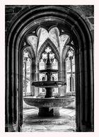 Brunnen im Kloster Maulbronn