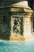 Brunnen im Vatikan