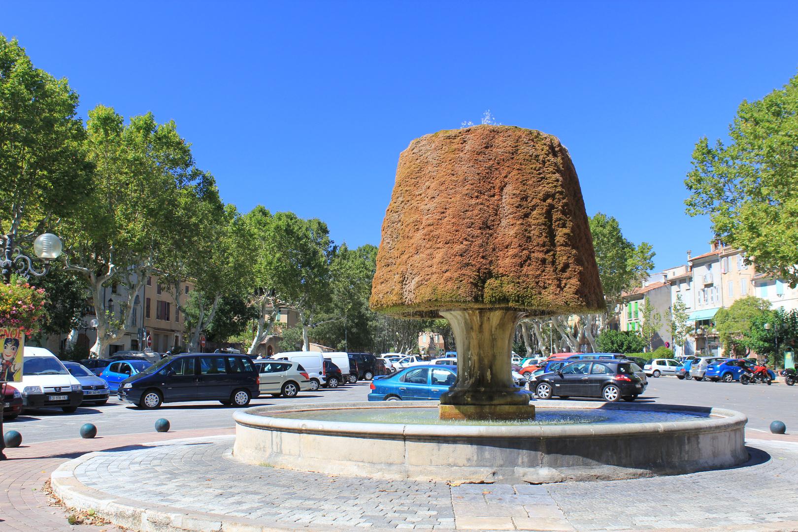 Brunnen in Barjols