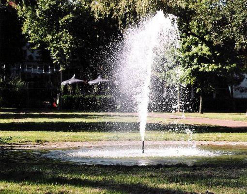 Brunnen in einem Park