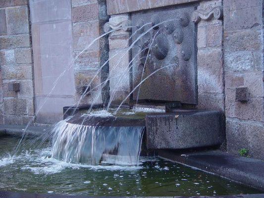 Brunnen in Hilchenbach