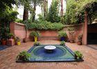 Brunnen Jardin Majorelle