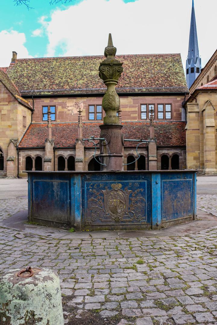 Brunnen Kloster Maulbronn