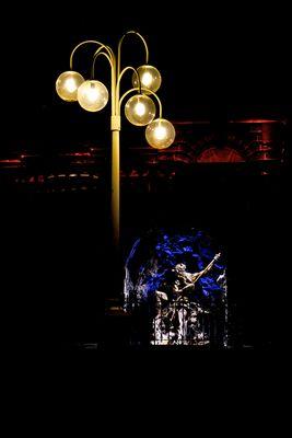 Brunnenlampe