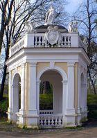 Brunnentempel - Wilhelmsbad