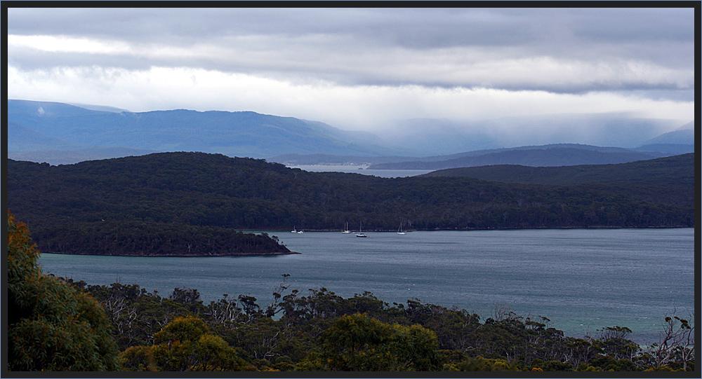 Bruny Island - Ostküste