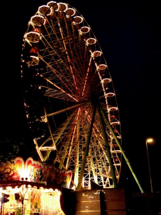Brussels Fair: Giant Wheel