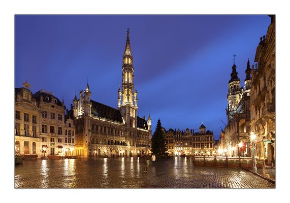 Brussels - La Grande Place