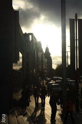 Bruxelles, la vie en mouvement, Monts des Arts
