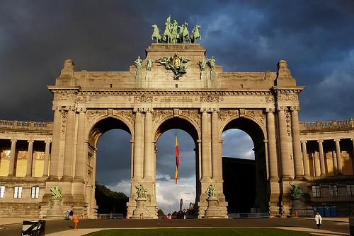 Bruxelles - Parc du Cinquantenaire