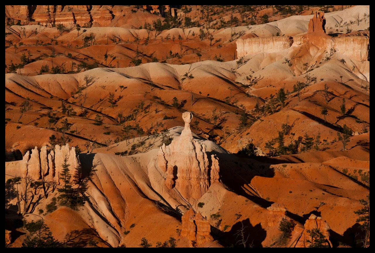 $$ Bryce Canyon at sundown $$