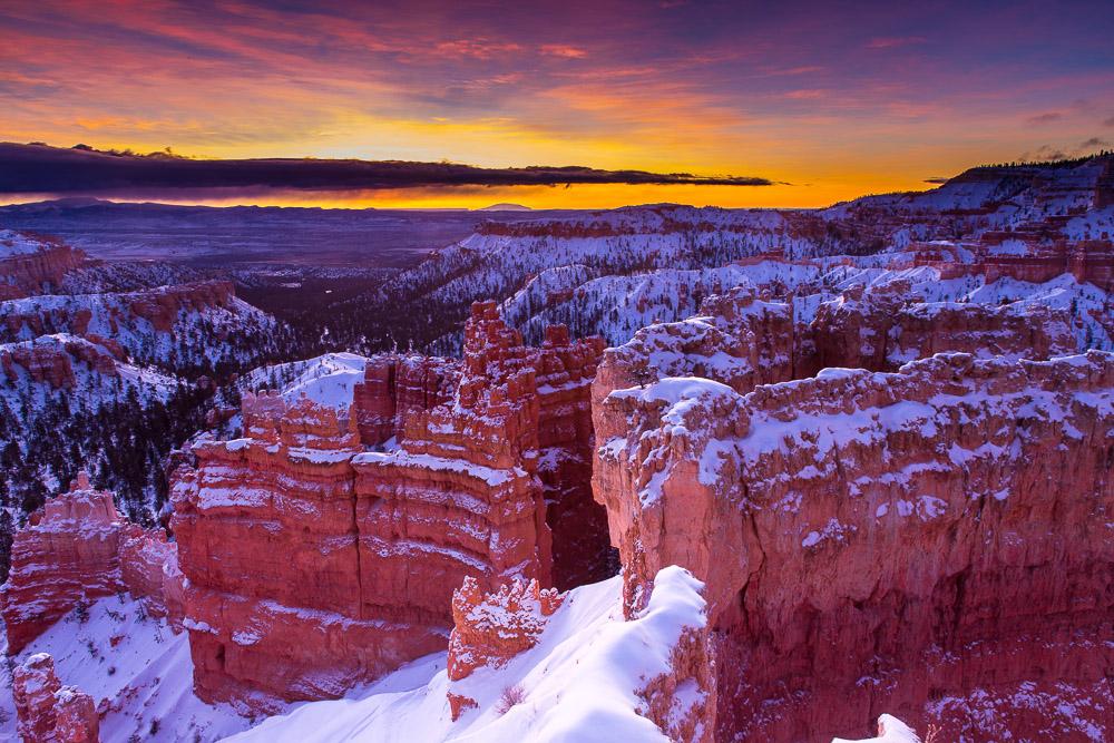 Bryce Canyon @ dawn