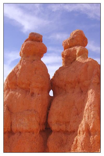 Bryce Canyon im Herbst II