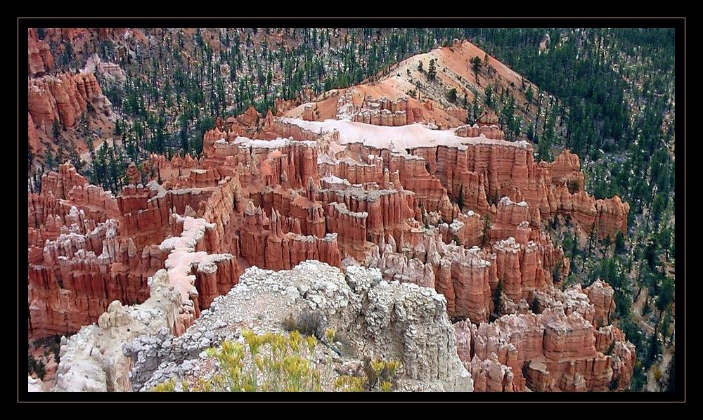 Bryce canyon, le magnifique