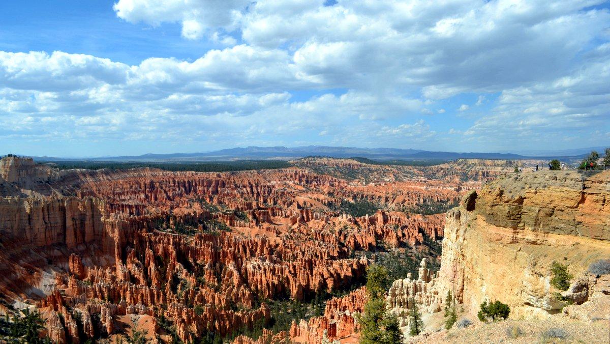 Bryce Canyon Mai 2013