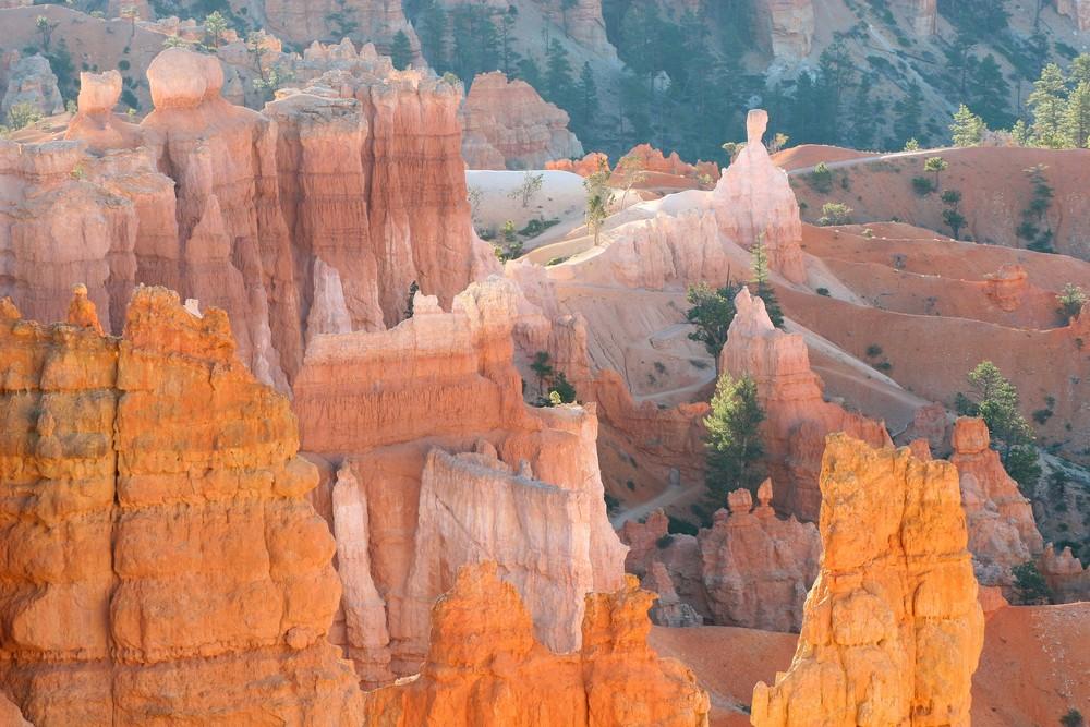Bryce Canyon Sunriselight