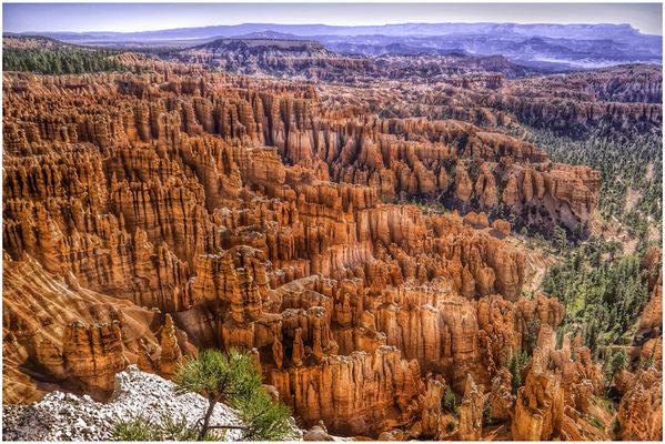 Bryce Canyon - Theater Overlook