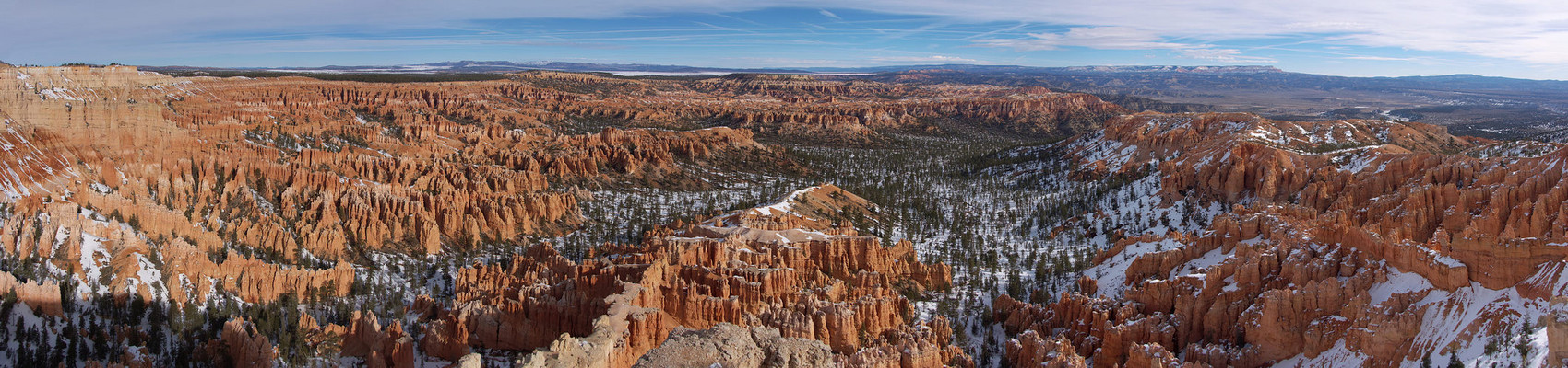Bryce Point - Panorama