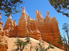 Bryce- Wunderland der Felsen