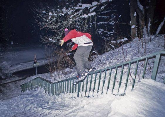 BS Boardslide