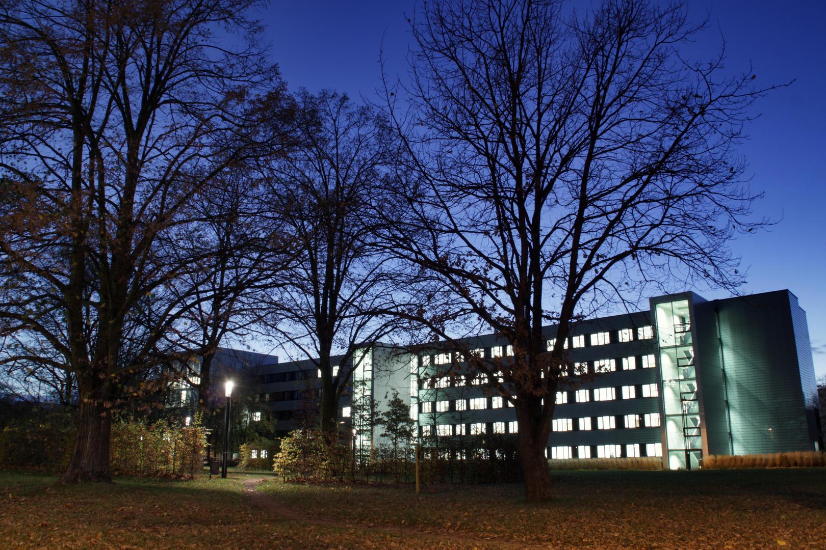 BTU Hauptgebäude