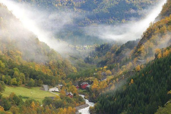 Buardalen, Norway