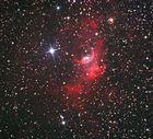 Bubble-Nebel NGC 7635