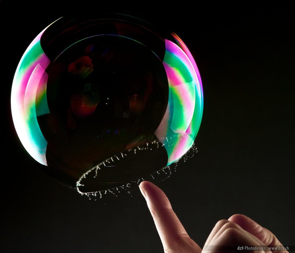 Bubblefinger