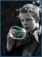 Bubbles make the world go colour