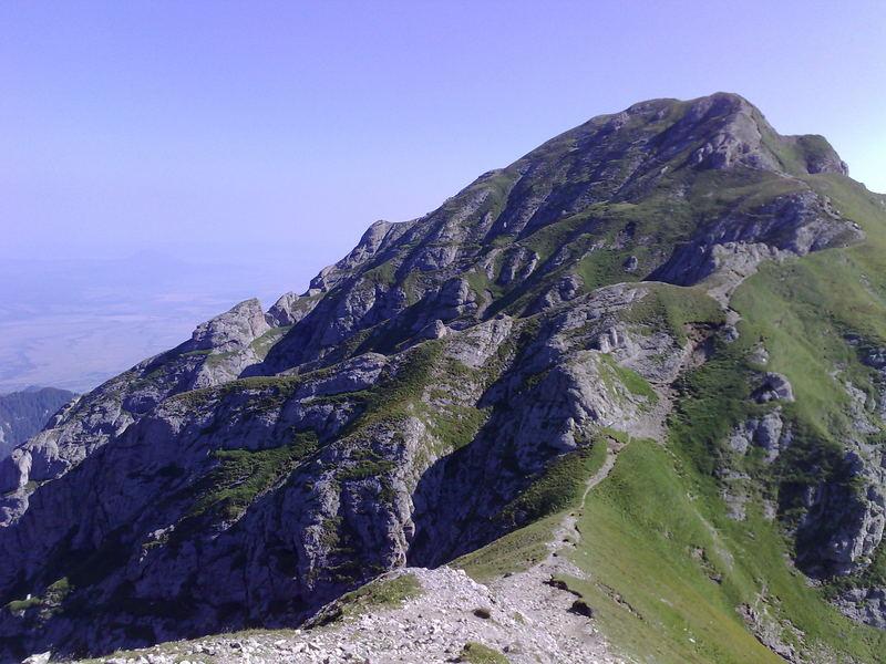 Bucegi Berge (Rumänien)
